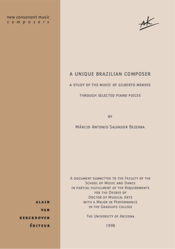 A Unique Brazilian Composer