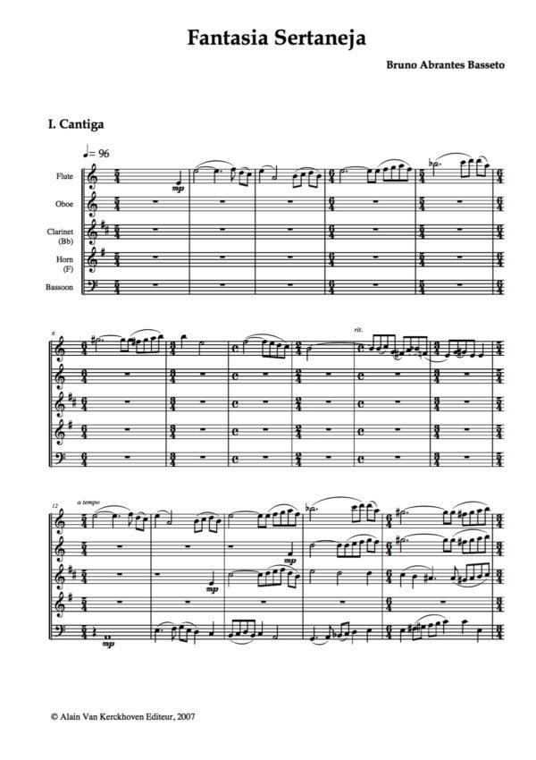 Fantasia Sertaneja